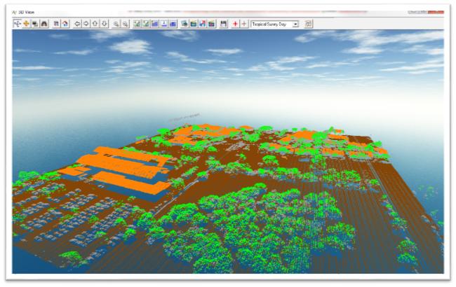Global Mapper LIDAR Module R16