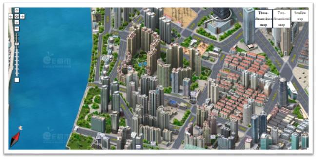 Shanghai Web Map