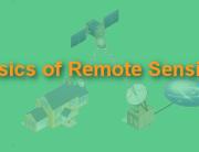 bacis of remote sensing