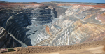 Land use changes associated with open cast strip mining