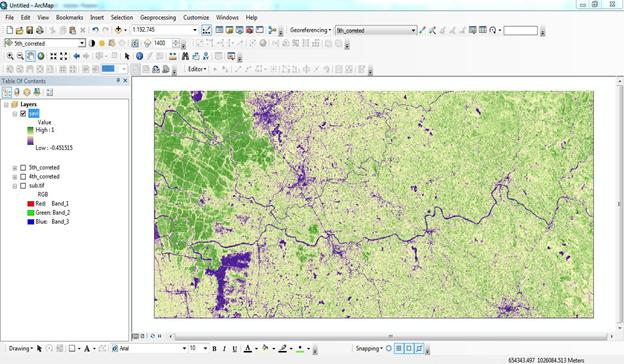 Soil Adjusted Vegetation Index