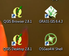 QGIS Interface