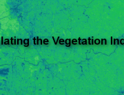 Calculating the Vegetation Indices