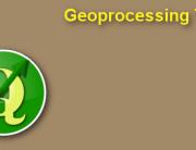 Geoprocessing tools
