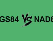 WGS84 vs NAD83