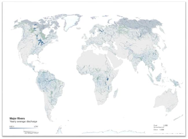 World Rivers