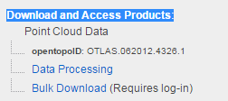 download and access products