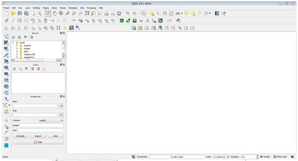 QGIS Desktop