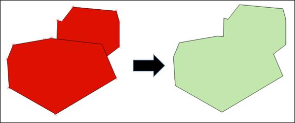 Dissolve Output