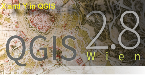Add X and Y Coordinate in QGIS