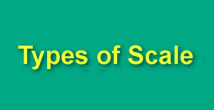 Types of Scale in Geography  –  Know all about it