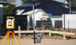 Applications of GPS in land surveying